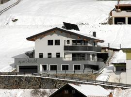 Apart Knabl, Sankt Leonhard im Pitztal (Zaunhof yakınında)