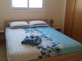 RENDEZVOUS 1 Bed/Pool Apartment with Big balcony, Voroklini (Kellia yakınında)