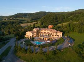 Falcon Hotel, Sant'Agata Feltria (Monte Benedetto yakınında)