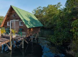 Hotel Hacienda Tijax Jungle Logde, Rio Dulce