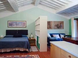 Suite con Piscina, Buonconvento (Berdekatan Castiglione del Bosco)