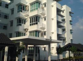 Homelite Resort Water Theme Park Condominium