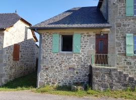 Gîte à la ferme, Camps (рядом с городом La Chapelle-Saint-Géraud)