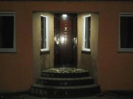 Karina Guesthouse, Garrgarr