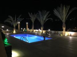 Dream home, Amman (Nær Jerash)