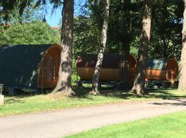 camping le parc, Availles-Limouzine