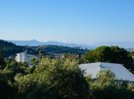Corfu Room, Ágioi Déka (рядом с городом Kynopiástai)
