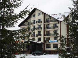 Hotel Crisalpin, Пояна-Брашов