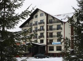 Hotel Crisalpin, Poiana Braşov