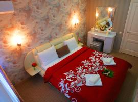 MarxHotel apartments - Moscow city center