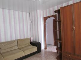 Apartment on Oktyabrskaya 10