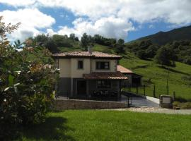 Casa El Caleru, Malatería (Debodes yakınında)