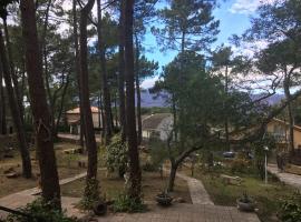 Casa de descanso en la naturaleza, Кадальсо-де-лос-Видриос (рядом с городом Сан-Мартин-де-Вальдейглесьяс)