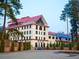 Sanatoriy Westa, Bol'shaya Shatanovshchina (Pavelkovo yakınında)