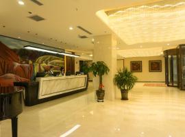 Gansu Luyuan Hotel, Yongjing (Minhe yakınında)