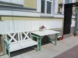 Eko Apartments 2 on Berendeyevskoi