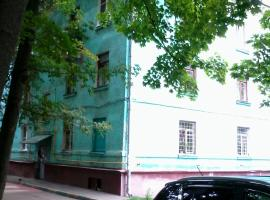 Room on Budanovoy 4