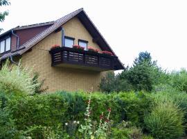 Apartment Ferienwohnung Im Harz 2, Osterode (Katzenstein yakınında)