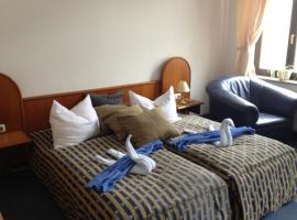 Hotel Mauritius im Sachsenland, Crimmitschau