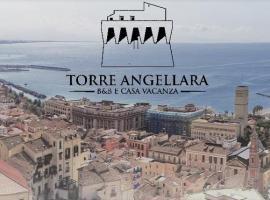 TORRE ANGELLARA B&B, Salerno (Mercatello yakınında)