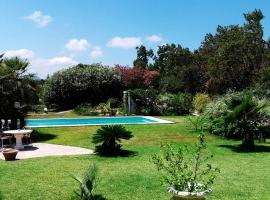 Villa Béniadla, Denia (La Jara yakınında)