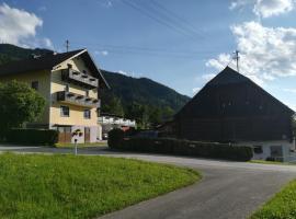 Haus Elisabeth, Aigen im Ennstal (Donnersbach yakınında)