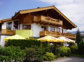 Hotel Landhaus Zell am See, Zell am See (Shüttdorf yakınında)