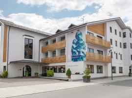 Hotel Antoniushof, Ruhstorf (Pocking yakınında)