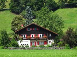 Ferienhaus in der Sonne, Bad Hindelang (Hinterstein yakınında)