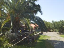 Cabanas La Higuera, Los Sarmientos (Chilecito yakınında)