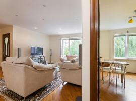 HIGH STANDART APARTMENT close to the airport
