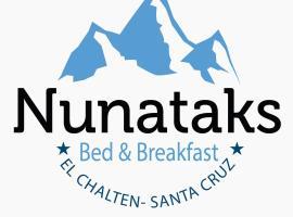 Nunataks, El Chalten (Lago San Martin yakınında)