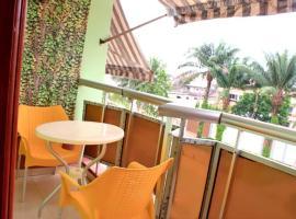 Appartement Zedess, Abidjan (Cocody yakınında)