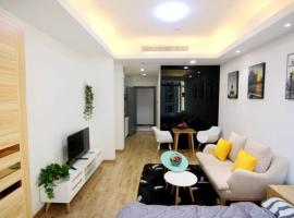 Xiyouju Aparthotel, Hangzhou (Jianqiao yakınında)