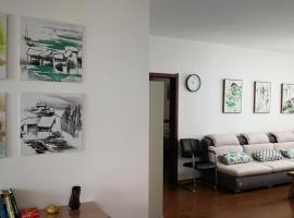 Haishixuan Apartment, Qingdao (Damaidao yakınında)