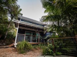Akoonah Cottage and Studio, Coorabell Creek