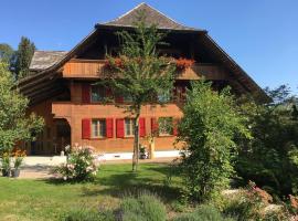 Hübeli Lodge, Eggiwil (Trubschachen yakınında)