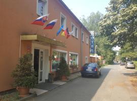 Hotel Penzion Praga