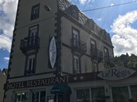Hôtel le Regis
