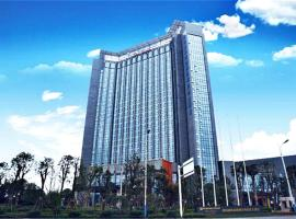 Wyndham Grand Plaza Royale Xianglin Shaoyang, Shaoyang (Shaoyang County yakınında)