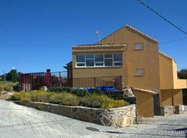 Casa Rural Dunas, Santa María de la Alameda (Las Herreras yakınında)