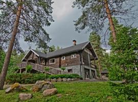 Villa Kallionsyrjä, Metsäkylä
