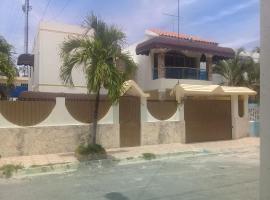 Hermosa Casa Vacacional, Santo Domingo (El Paredón yakınında)