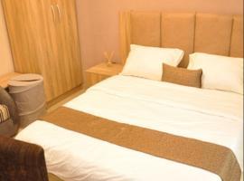 Euro Lounge and Suites, Oyo (рядом с регионом IbadanSouth-West)