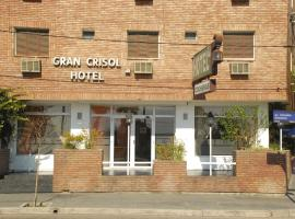 Hotel Gran Crisol, Cordoba (Pilar yakınında)