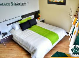 Hotel Palace Sharlet, Ambato (Píllaro yakınında)