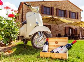 Tenuta Casteani Wine Resort, Ribolla (Tatti yakınında)