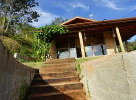 casa da montanha, Pinhalzinho