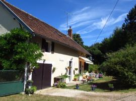La Marquise, Two-Bedroom Holiday Home, Dampierre-sous-Bouhy