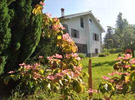L' Assiolo B & B, Sassello (Vara Superiore yakınında)